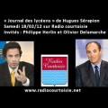 Radio Courtoisie – La crise avec Olivier Delamarche et Philippe Herlin 18/02/12