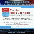 LJ Michel de Rostolan du 22-08-2011: Les cercles d'influence