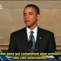 Obama et la loi sur la détention prolongée (loi NDAA)