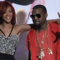 Rihanna et Kanye West