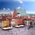 Varsovie le chateau royal