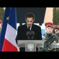 Sarkozy rend hommage aux militaires assassinés : un oral de rattrapage cynique et écœurant