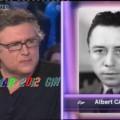 Onfray parle de Camus – On est pas couché