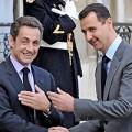Sarkozy & Assad