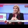 Marine Le Pen – Radio Classique – PublicSenat – 020412