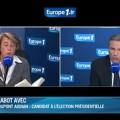 Nicolas Dupont-Aignan : «Mélenchon ira sur le pédalo de Hollande»