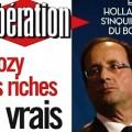 Hollande  dans Libé