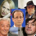 Les stars de Hollande