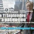 Emmanuel Ratier: «Le 11 Septembre n'a pas eu lieu» (Radio Courtoisie, 21/09/2011)