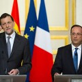 FRANCE-SPAIN-POLITICS-DIPLOMACY-RAJOY-HOLLANDE
