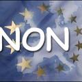 Non à l'Europe