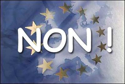 Europe, Trilatérale, mondialisme, soyez un conspirationniste : tôt ou tard, vous serez forcément dans le vrai Non-%C3%A0-lEurope