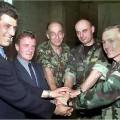 Thaci Kouchner & Kosovo