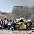attentats à Damas