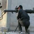 Les unités de l' « Armée syrienne libre » en action dans la province de HOMS
