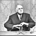 Général de Gaulle – Conférence de presse du 22 novembre 1967