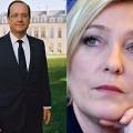 François Hollande boycotte Marine Le Pen
