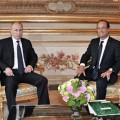 Poutine & Hollande