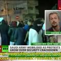 Arabie saoudite : révoltes non relayées par nos médias – Russia Today (VO sous-titrée) 13 juillet 2012