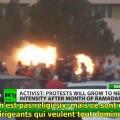 Barhein : révoltes non relayées par les médias occidentaux – 16 juillet 2012 Russia Today (VO sous-titrée)