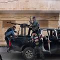 Syrie - milices à Homs