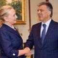 Hillary Clinton en Turquie