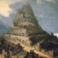 La Tour de Babel de Brueghel l'Ancien