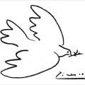 picasso la colombe de la paix