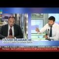 Olivier Delamarche :»Les gens vont perdre une partie de leur épargne» 25 septembre 2012