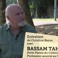 Bassam Tahhan sur la Syrie : «Il y aura un hiatus entre Hollande et Fabius»