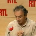 «La chronique d'Eric Zemmour» : Martine Aubry, première cocu du hollandisme