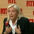 Marine Le Pen sur RTL le 17 septembre 2012