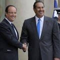 Hollande & le Qatar