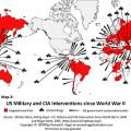 interventions des USA depuis la seconde guerre mondiale