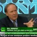 Bill Murphy à propos des positions short de JP Morgan sur l'argent (V.O. sous-titrée)
