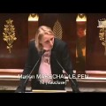 Marion Maréchal – Le Pen défend la souveraineté de la France à l'Assemblée nationale