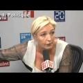 Marine le Pen invitée de Mardi Politique (19-09-2012)