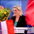 Marine Le Pen sur France 3 Nord Pas-de-Calais 14-10-2012