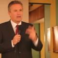 Conférence de Nicolas Dupont-Aignant à Nancy du 25/10/2012