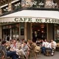 Café de Flore et guerre en Syrie