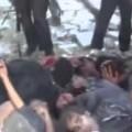 L'« armée syrienne libre » soutenue par l'Occident massacre les captifs