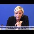 Marine Le Pen – Produire et acheter français : au delà des impostures