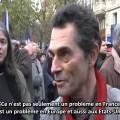 Les médias français ignorent une manifestation contre l'islam radical – V.O. sous-titrée