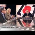 Débat sur la crise économique en Europe : Jacques Sapir et Marine Le Pen face à la doxa européiste