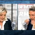 Bourdin Direct : Marine Le Pen – 23 novembre 2012