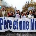 La manif pour tous du 17 novembre 2012