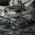 bombardements sur Gaza