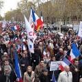 manifestation contre l'islamisme