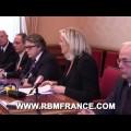 Conférence de presse de présentation de la charte du Rassemblement Bleu Marine