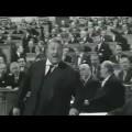 Jean Gabin parlait de l'Europe en 1961 dans «le Président»  (dialogue de Michel Audiard)
